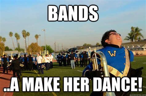 Bands Will Make Her Dance Meme - bands will make her dance meme 100 images thechive