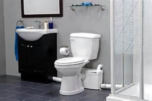 frequently asked questions about upflush toilets basement