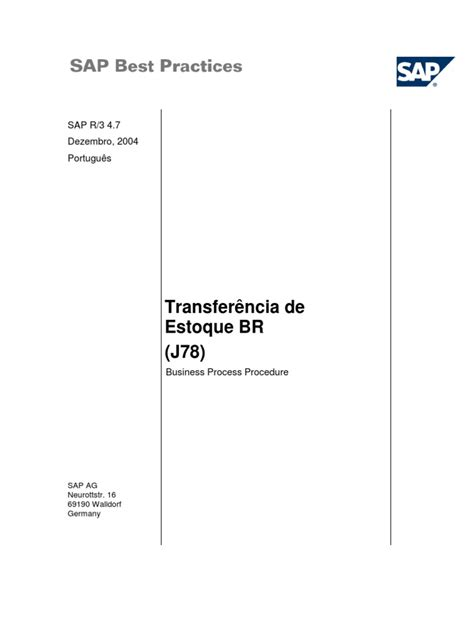 Transferência de estoque entre centros | Script Java