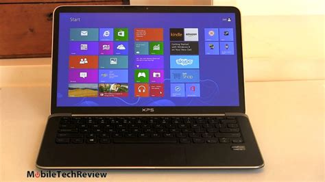 dell xps  fhd ultrabook review youtube
