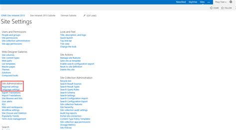 Reset Sharepoint Online To Default | change default locale settings for site collection in