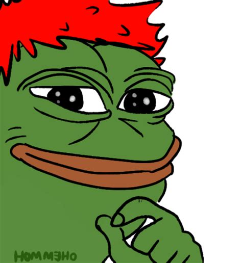 Meme Frog - sad frog meme tumblr