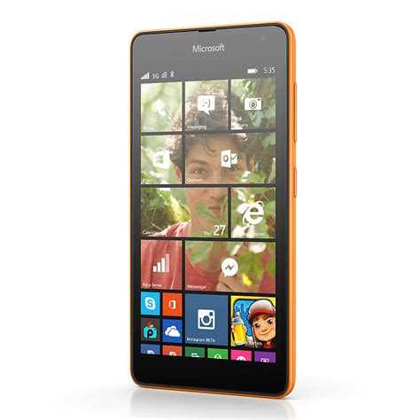 microsoft posts an introductory video of the lumia 535