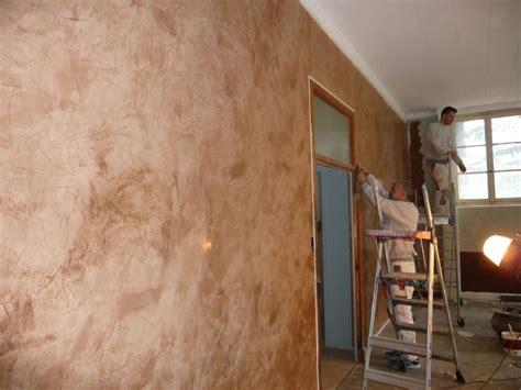 Decoration Stucco Peinture by R 233 Alisation D Enduit Stucco Veneziano Entreprise De