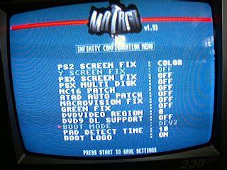 Tombol Reset Ps2 Slim Tipe 7 9 mengatasi tidak screen di layar tv putri center
