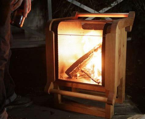 build portable pit build a wooden portable pit homestead survival