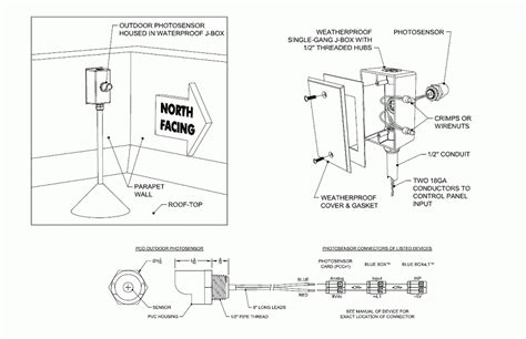 photocell wiring diagrams lighting contactor wiring diagram with photocell 48 wiring diagram images wiring diagrams