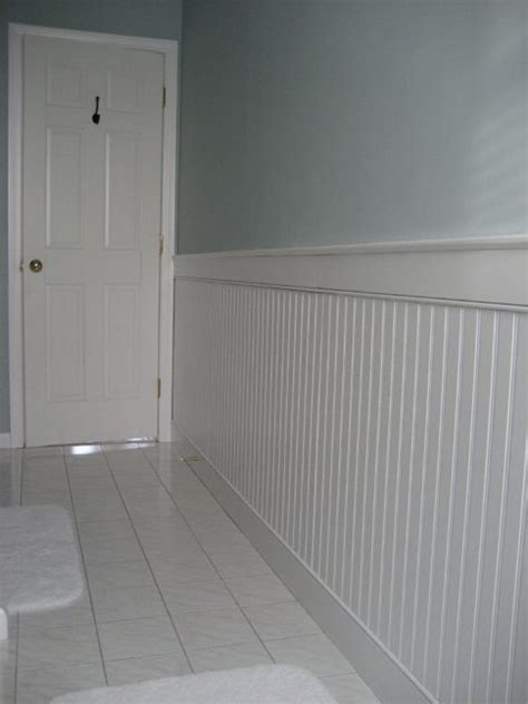 Wainscoting Options by Beadboard Wainscoting Ceiling Many Times Customers Come
