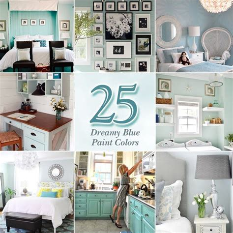 25 dreamy blue paint colors for the home blue paint colors benjamin