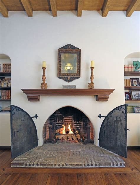 Spanish Style Fireplaces   Nepinetwork.org