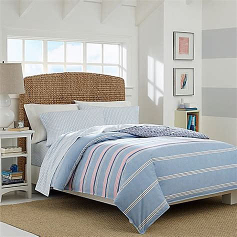 nautica queen comforter buy nautica 174 destin queen comforter set in pastel blue