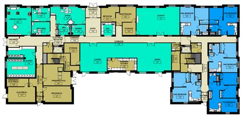 building layout midway pointe