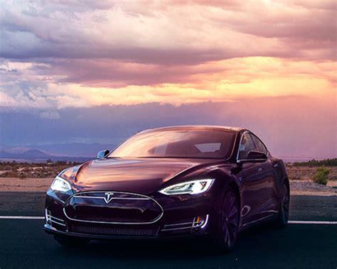 Tesla Model S Technology Tesla Model S P85d Dual Electric Motor Features Autopilot