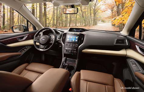 2019 Subaru Ascent Engine Specs by 2019 Subaru Ascent Price Engine Specs News Interior
