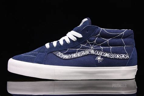Vans Oldskoll X Wtaps Navy Suede vans syndicate x wtaps 2010 new images sole