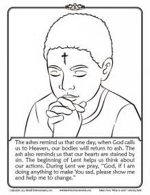 lent coloring pages coloring pages ash wednesday coloring pages to