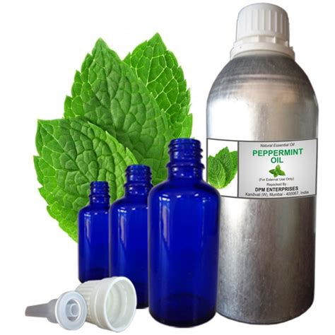 Aromatherapy 100 Ml Pepermint peppermint essential peppermint