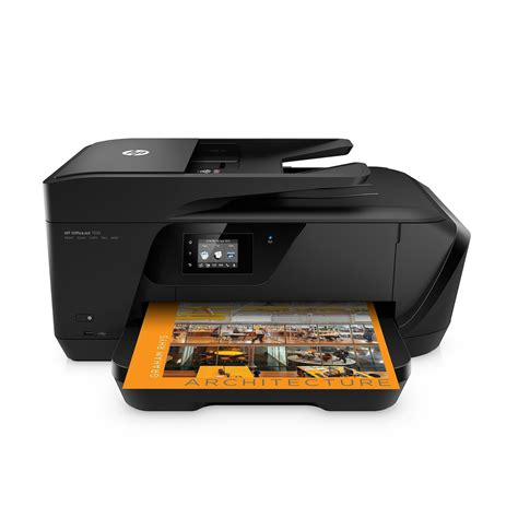 hp office printer hp officejet 7510 wide format photo printer