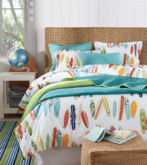 surfboard bedding surfboards percale home like this pinterest