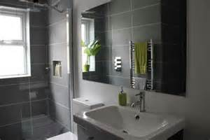 tiny grey green bathroom zs board