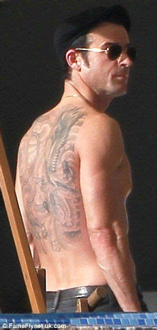 justin theroux tattoos google search justin theroux