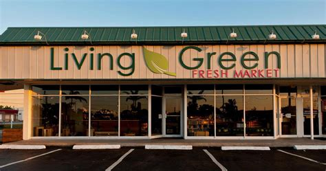 Fresh Living by Living Green Fresh Market Oakland Park Grocery Stores