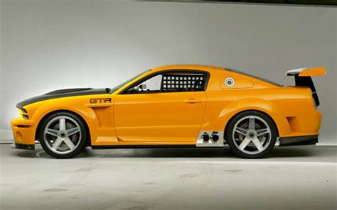 mustang gtr specs ford mustang gtr amazing photo gallery some information