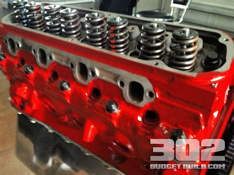 Ford 302 Heads by How To Install Cylinder Heads On A Small Block Ford 302
