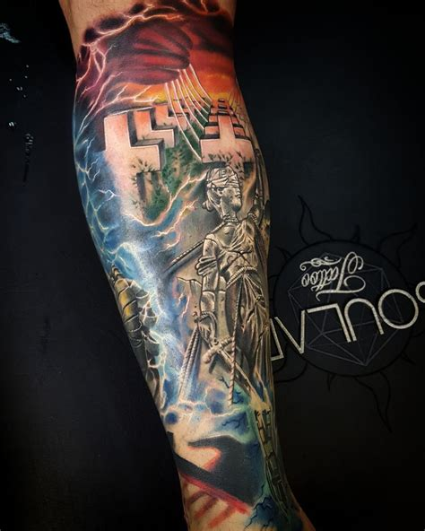 metal tattoo designs best 25 metallica ideas on