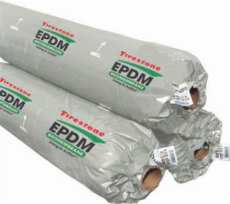 Epdm Firestone Geogard Waterproofing firestone geogard epdm 12 20m wide x 30 5m 1 14mm thick per roll l