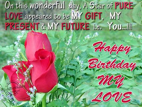 Lovely Happy Birthday Wishes Quotes Lovely And Interesting Birthday Wishes To Send Your Wife