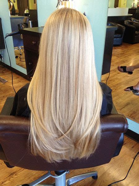 back of head layered blonde hair styles 55 long blonde hair color blonde hairstyles 2017