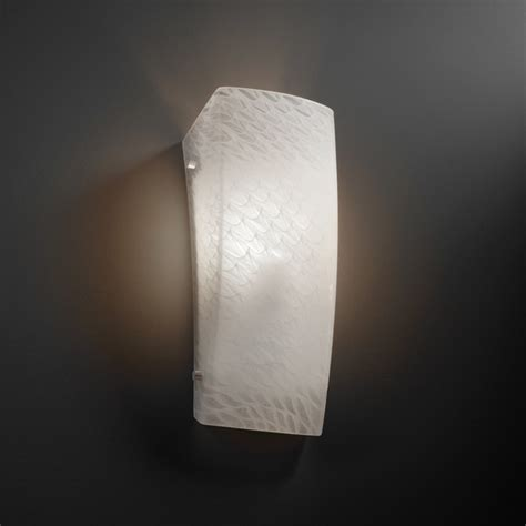 Ada Wall Sconce Fusion Rectangular Ada 5135 Wall Sconce Modern Wall Sconces By Lightology