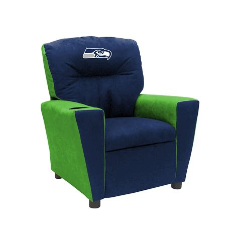 recliners seattle seattle seahawks fan favorite recliner kids seattle