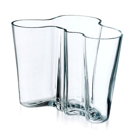 alvar aalto vas alvar aalto vase savoy klarglas iittala kaufen