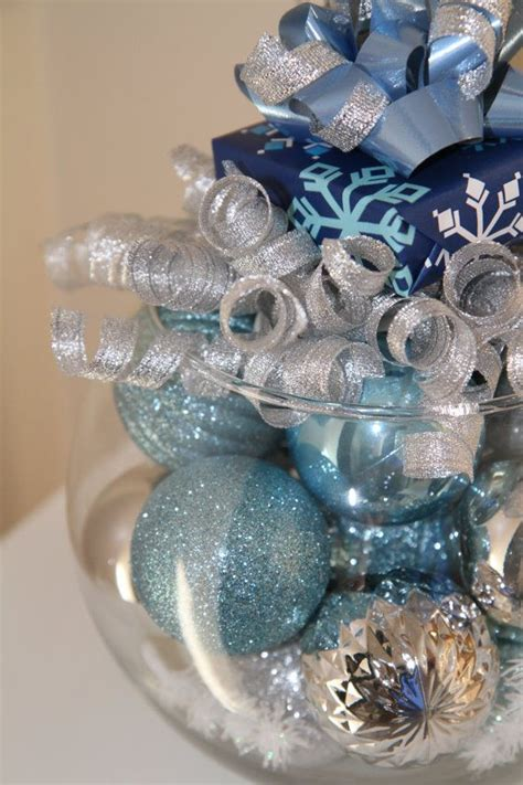 1000 images about blue and silver christmas on pinterest