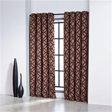 Simply Vera Vera Wang Interlock Chenille Window Panel