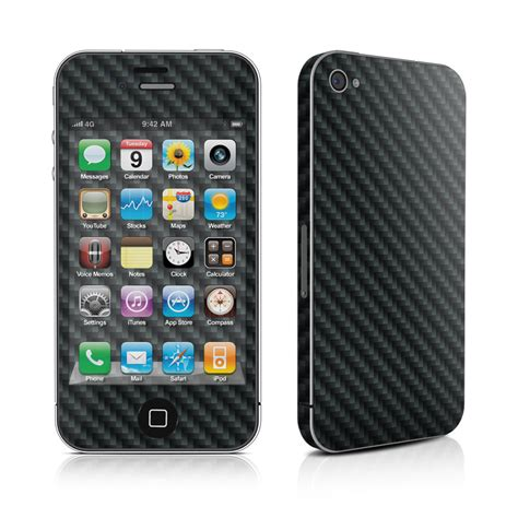 Skin Your Iphone With Decalgirl by Iphone 4 Skin Carbon Decalgirl
