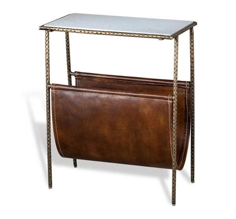 strauss magazine table interlude home luxe home