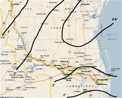 map of grande valley texas white becomes reality for the lower rgv 2004