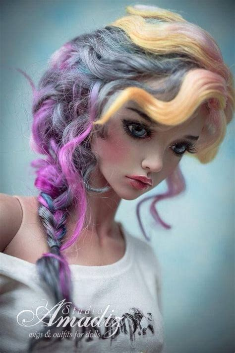 jointed doll wigs 118 best jointed dolls images on dolls