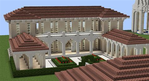 Blueprints For Mansions by Villa Minecraft