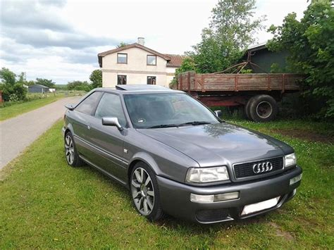 Audi 80 Coupe Forum by Audi 80 Coupe 2 8 V6 1992