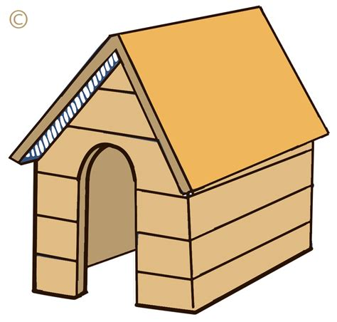 clipart dog house clip art dog house clipart best