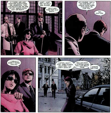 daredevil by ed brubaker saga sler 2008 comic books the cane and the billy club