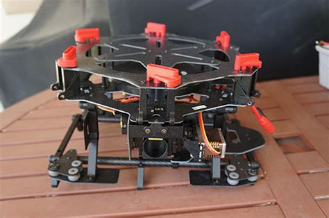 Quadcopter Dji Wings S900 dji spreading wings s900 hexacopter