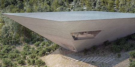 tna reveals inverted pyramid design for solo house in matarra a spain tag tna bloglikes
