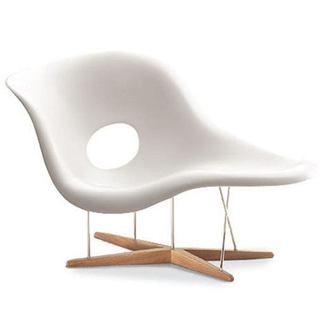 la chaise chair vitra miniature la chaise chair by charles and ray eames