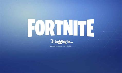 fortnite intel fortnite server status update waiting in a queue