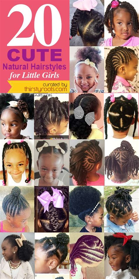 11years old braided hairstyles 20 cute natural hairstyles for little girls cornrow